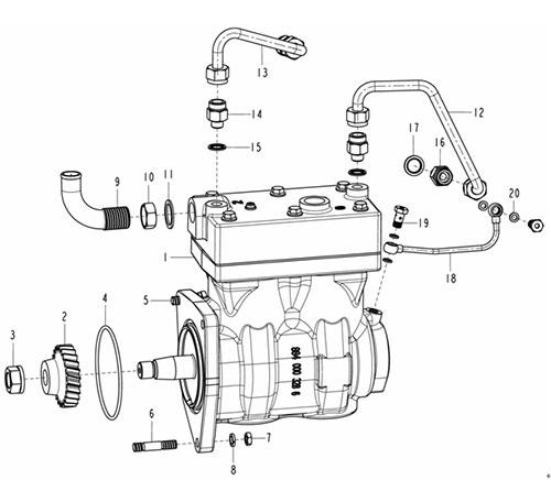6 Impulsor Indicador de caudal/ímetro de 3 v/ías para PC Sistema de refrigeraci/ón por Agua Rosca G1//4 Bigking Sistemas de refrigeraci/ón por Agua