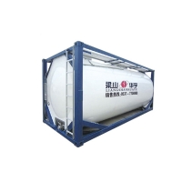 New Design Container Fuel Tanker