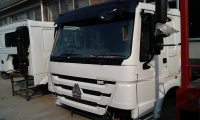 SINOTRUK HOWO cabin assy 2010 new model