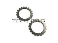SINOTRUK HOWO Two gears splined gear pad