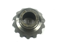SINOTRUK HOWO half shaft gear