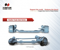 7.5T Front Axle
