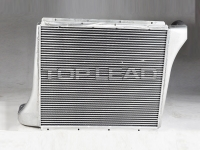 SINOTRUK HOWO   Intercooler assembly WG9719530250