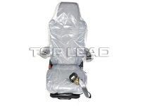 SINOTRUK HOWO A7 Air Hang Left Seat Assembly (Including Seat Belts, Armrest)