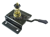 SINOTRUK HOWO Front cover lock assembly