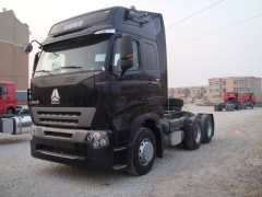 Easy installation Hot Sale 420HP Tractor Truck, SINOTRUK HOWO A7 Trailer Head, Tractor Head